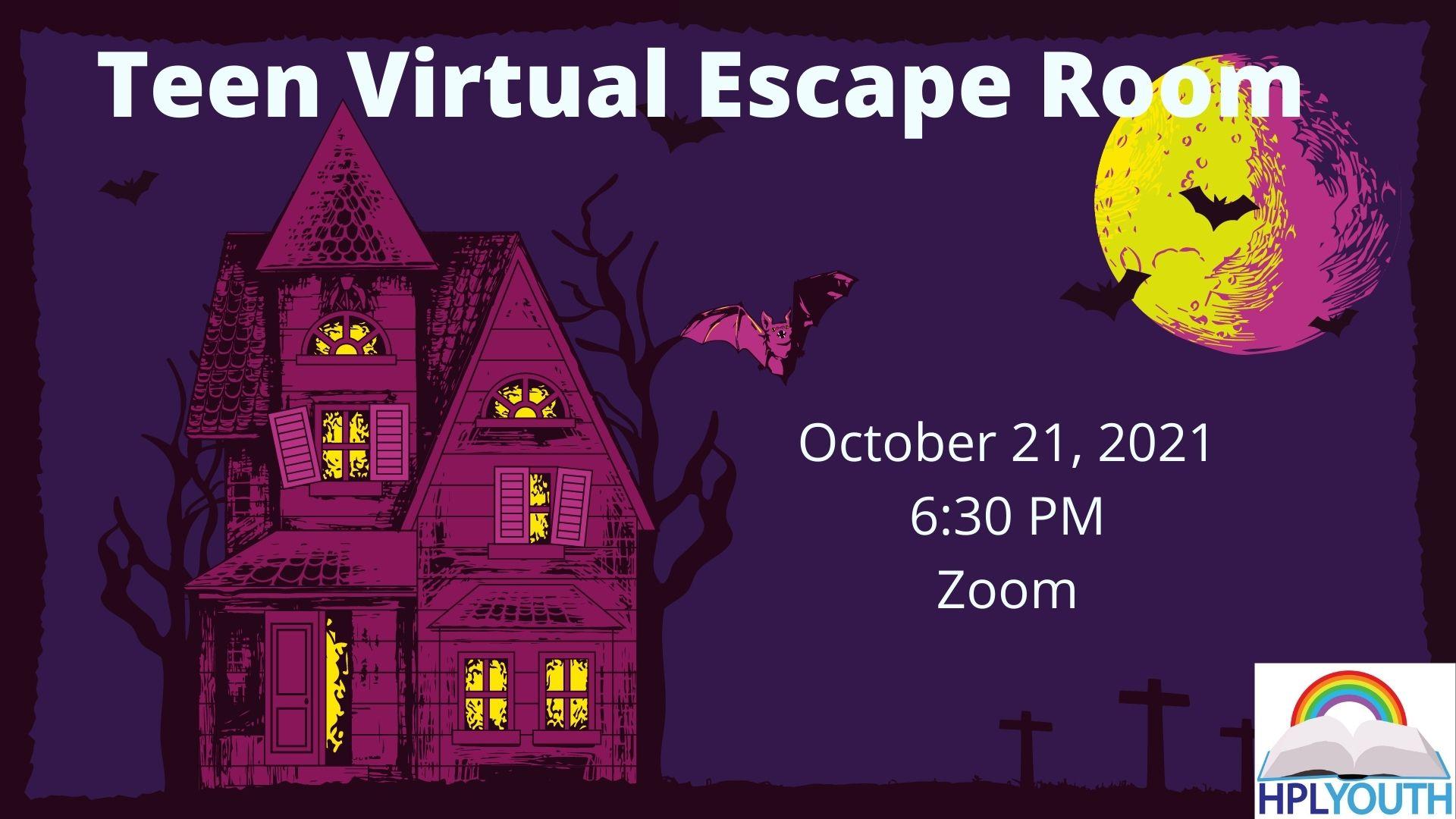Teen Virtual Escape Room
