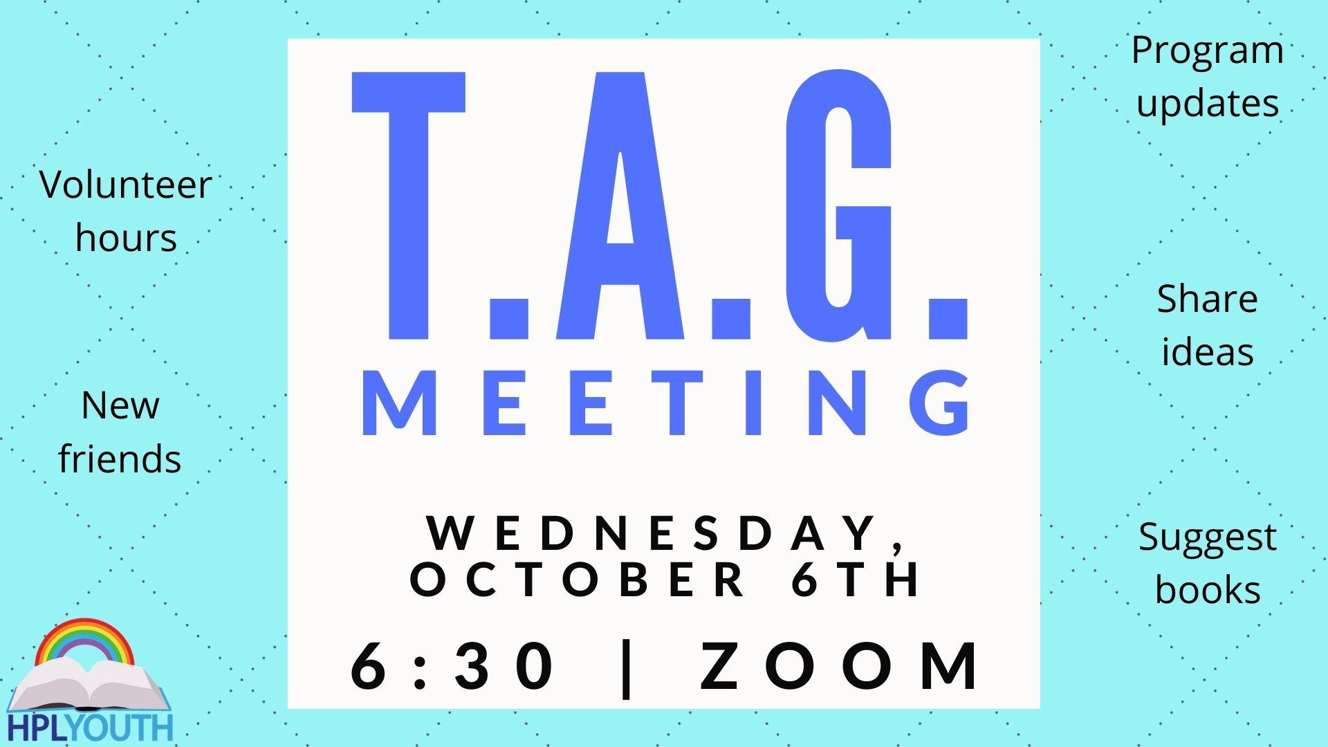 T.A.G Meeting